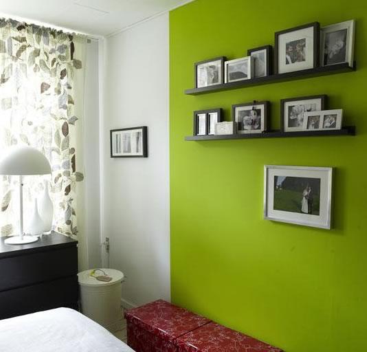 06 settembre 2010 la m hasa - Camera da letto verde mela ...